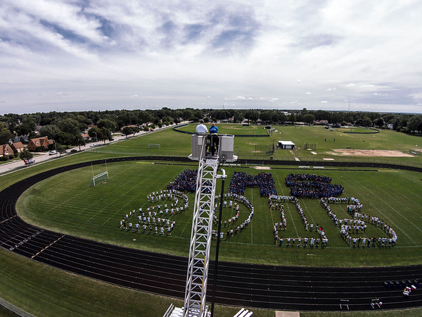 Larkin High School giant LHS