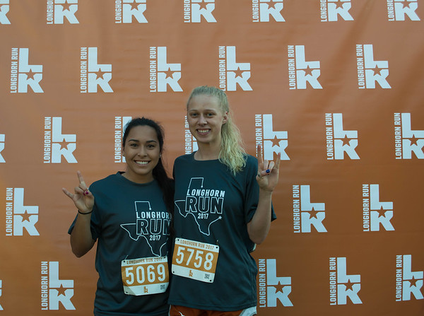 Longhorn Run Post-Race // Step and Repeat