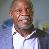 Actor Danny Glover narrated Power to Heal and recorded parts of the narration here at CDU.