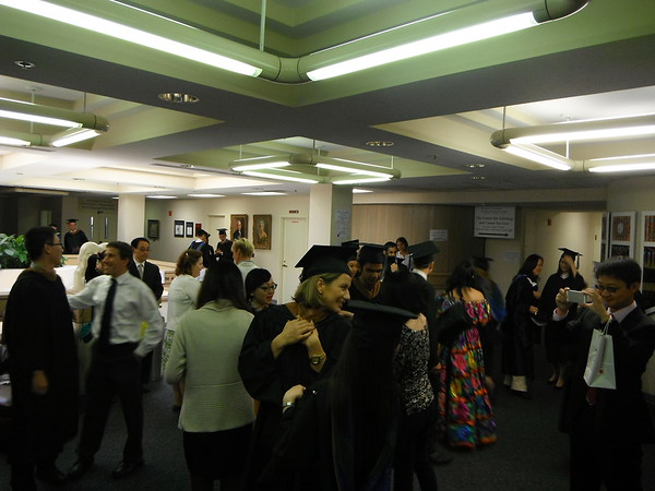2013 MIIS Graduation, May