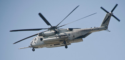 This was the Sea Stallion cruising the area yesterday.  This was taken as they flew over C'ville FD Station 1.