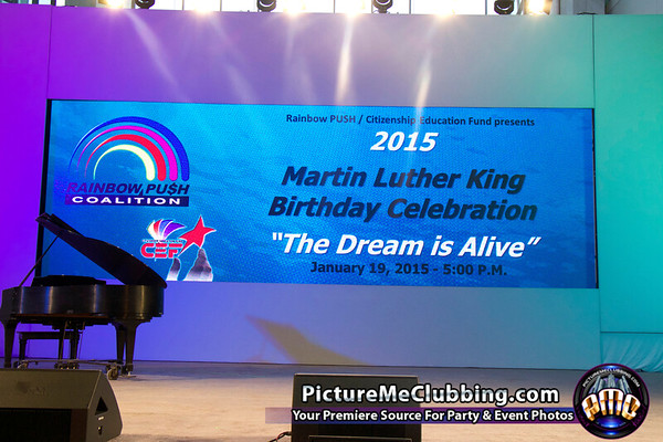 Martin Luther King Birthday Celebration 1-19-15  Monday