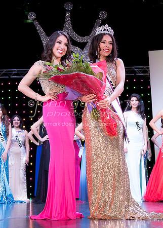 Miss Austin Latina Pageant