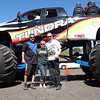Monster Trucks Take Over Sandy Hook Volunteer Fire & Rescue