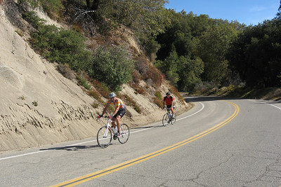 Palomar Mountain - East Grade