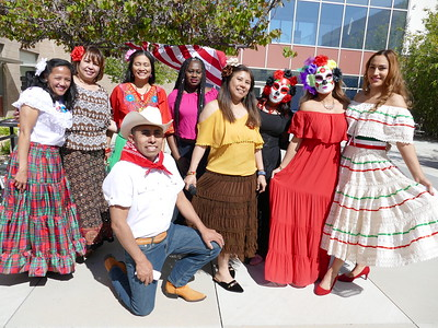Multicultural Day for the FNP MMDSON Nursing students
