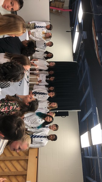 NJHS Spring 2018 Induction