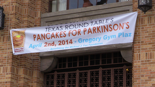 Pancakes for Parkinsons 2014