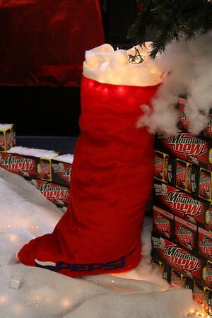 Pepsi Fresno- Christmas 2009