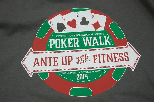 Poker Walk 2014