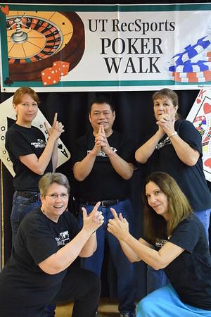 Poker Walk Teams 2015