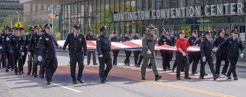 Police & Patriotism