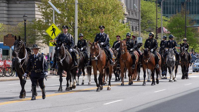 Mounted Units