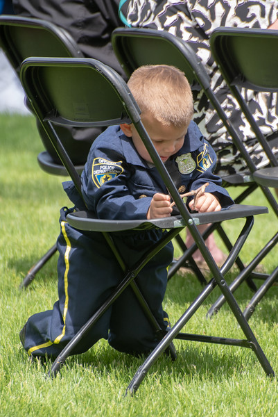 The Littlest Officer