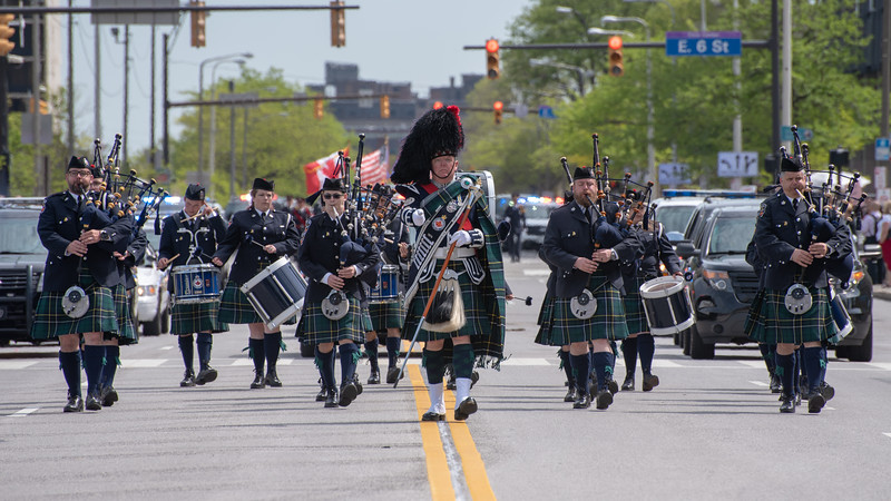 Durham Regional Police Pipe Band