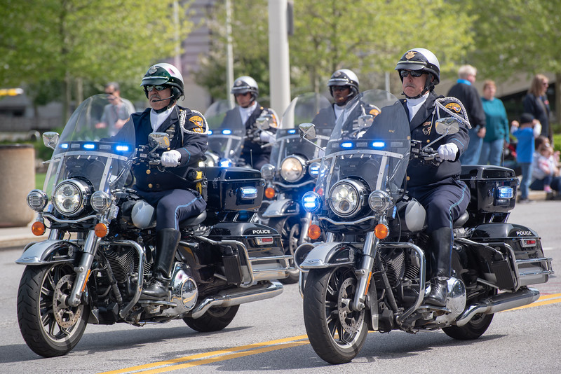 Motor Officers
