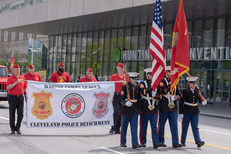 Marine Corps League - Cleveland Police Detachment