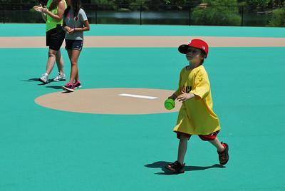 Preschool Game, May 31, 2014