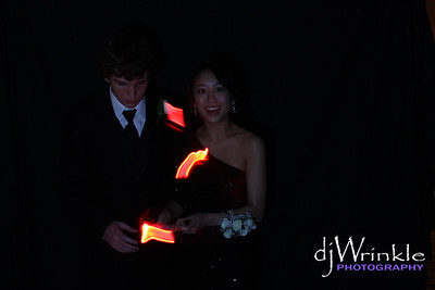 Prom 2012 Light Painting