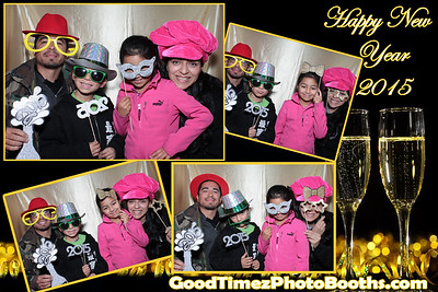 Ray & Maria's New Years Eve Bash 2014