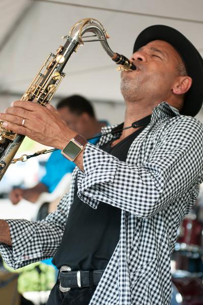 2011 Grammy Award Winning Jazz Saxaphonist Kirk Whalum