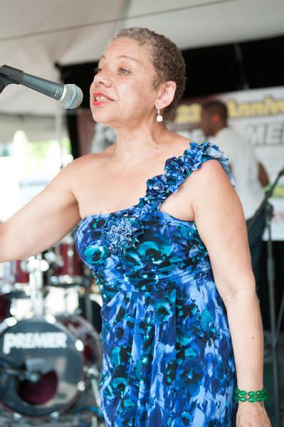 Real Men Cook founder Yvette J. Moyo-Gillard