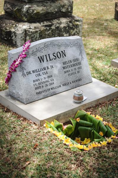 Remembering William B. Wilson: Koloa