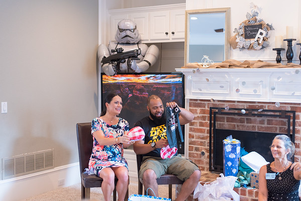 Rouseau Baby Shower - Aug 5 2017