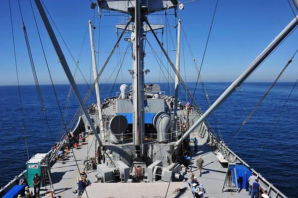 SS Lane Victory Cruise