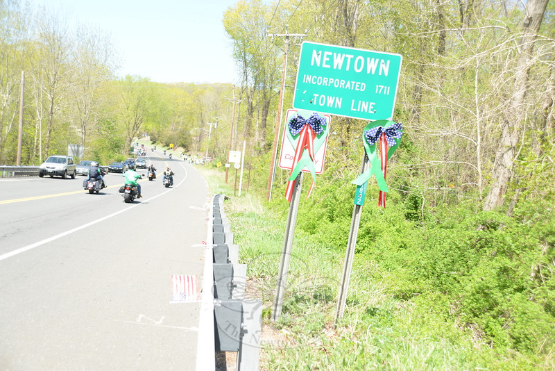 Sandy Hook Green Ribbon Ride