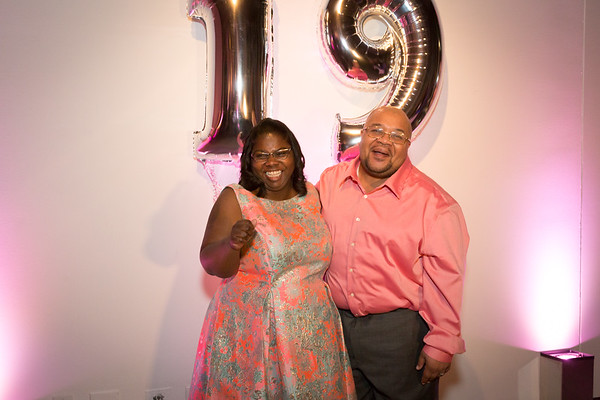 Shaniece & Rick's  Anniversary Party