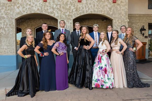 2018 WHS Junior Prom