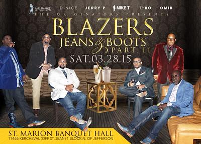 St. Marion Banquet Hall 3-28-15 Saturday