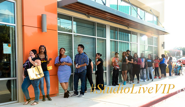 AT&T Studio Live VIP - Dallas (Images provided by Jay-Renee Photography)