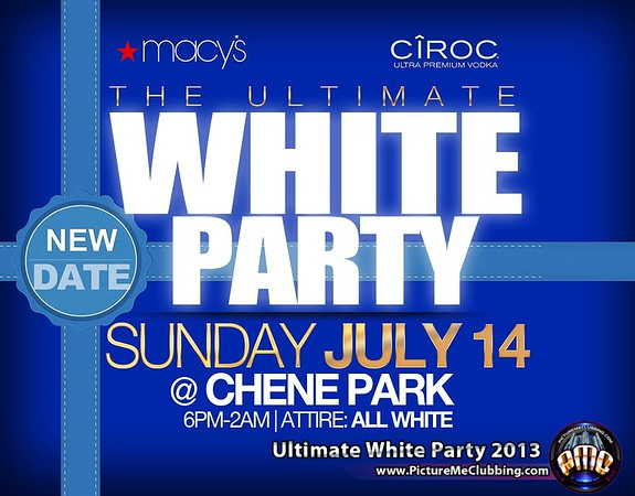 The Ultimate White Party 2013