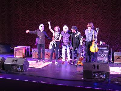 The Yardbirds at Crest Theatre