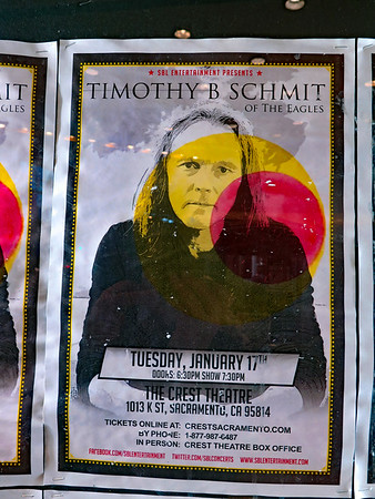Timothy B. Schmit at Crest Theatre