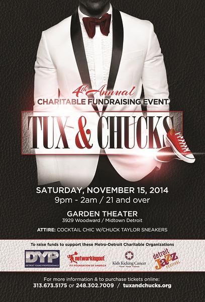 Tux & Chucks 2014