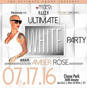 Ultimate White Party  2016