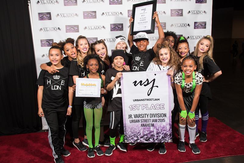 Jr Varsity 1st Place