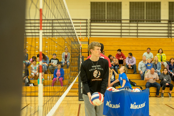 AISD Volleyball Play Day 2018