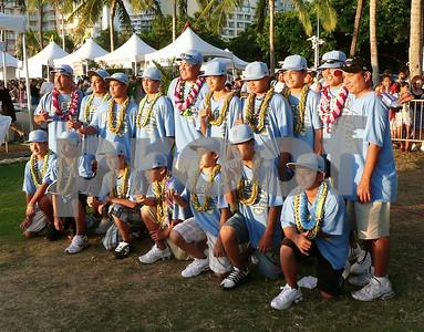 Waipahu Little League Champions