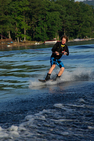 High Mountain Sports Bust Largness Wakeboard Contest 2008