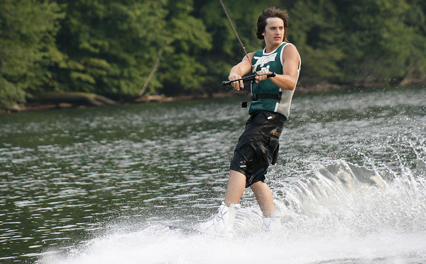 Wakeboarders, Cheat Lake - Photos by Julie Black