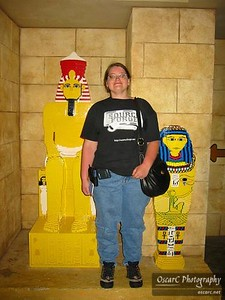 Caroline and the Pharaoh