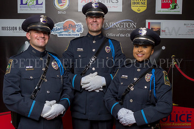 2017 Send a Cop to College Fundraising event