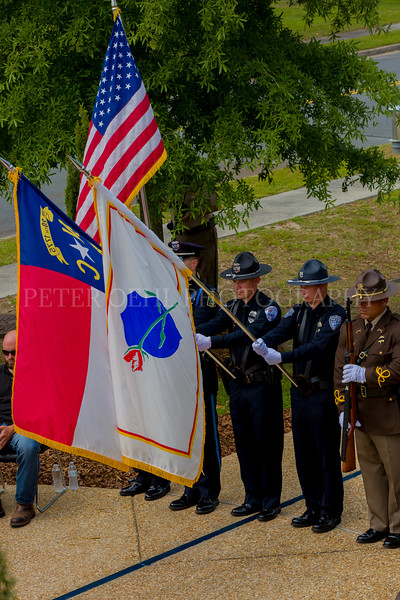 Wilmington Police Memorial 2017