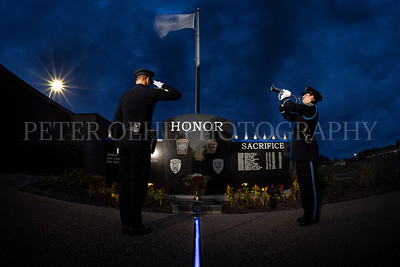 Honoring and remembering the fallen