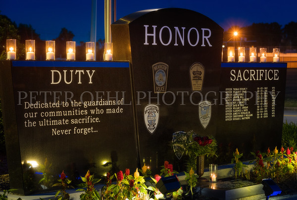 Wilmington PD Candlelight Police Memorial 5-15-20