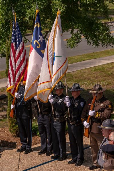 2018 Wilmington Police Memorial